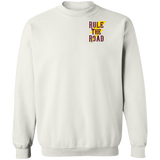 Lean Into It Pullover Crewneck Sweatshirt
