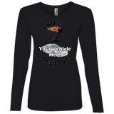 Shift And Destroy Personalized Women's Long Sleeve T-Shirt