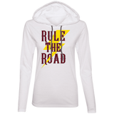 RTR Classic Style Logo Ladies Long Sleeve T-Shirt Hoodie