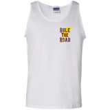 The Road To Hell Hot Rod Mens Tank Top