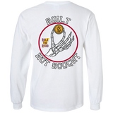 Built Not Bought Mens Long Sleeve T-Shirt