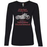 If You Don't Own One, You'll Never Understand Personalized Women's Long Sleeve T-Shirt