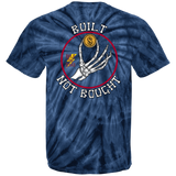 Built Not Bought Tie Dye Short Sleeve T-Shirt