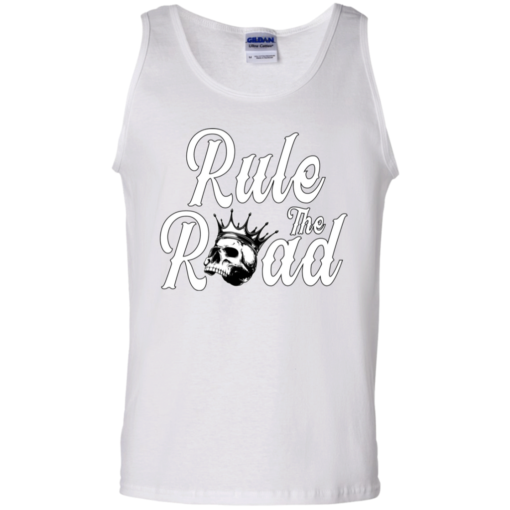 Rule The Road OG Logo Mens Tank Top
