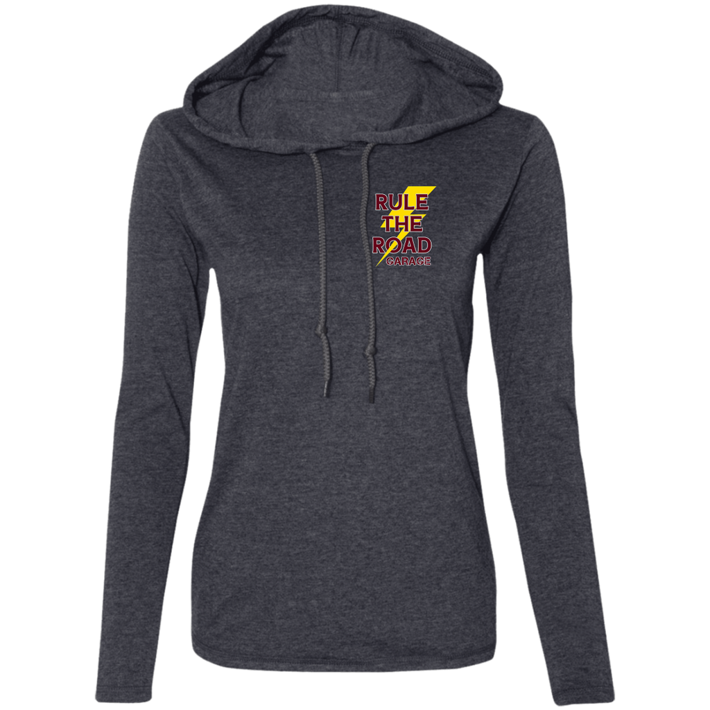 The Fixer Ladies Long Sleeve T-Shirt Hoodie