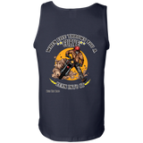 Lean Into It Mens Tank Top