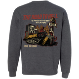 The Road To Hell Motorcycle Pullover Crewneck Sweatshirt