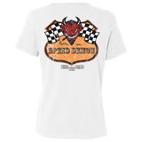 Speed Demon Ladies Relaxed Fit Short Sleeve T-Shirt