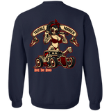 Troublemaker Hot Rod Pullover Crewneck Sweatshirt