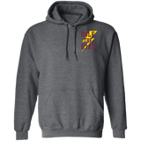 The Road To Hell Hot Rod Pullover Hoodie