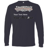 Rule(s) The Road Personalized Men's Long Sleeve T-Shirt