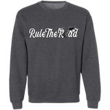 RTR Winged Wheel Logo Pullover Crewneck Sweatshirt