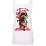 Sooner Or Later Ladies Scoopneck Tank Top