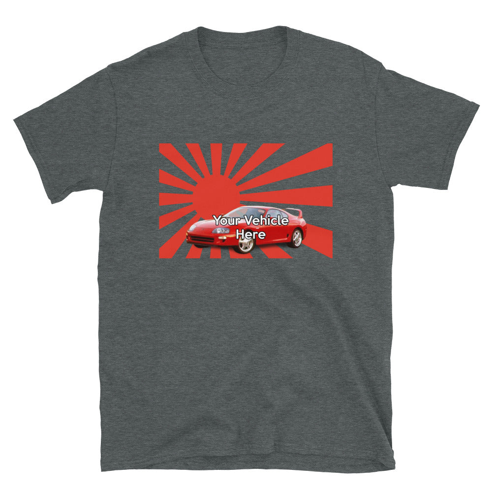 JDM Personalized Short Sleeve T-Shirt