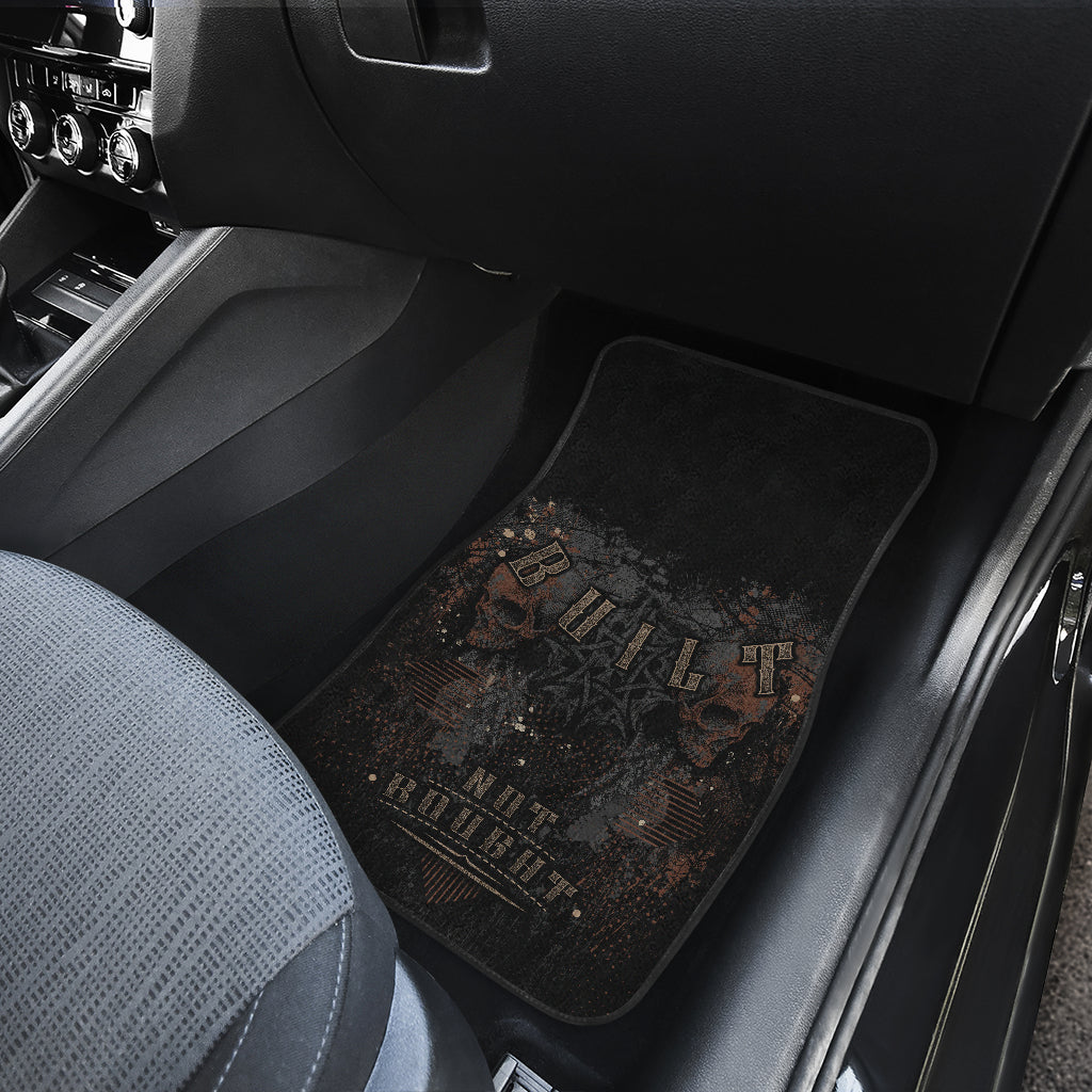 Built Not Bought Front Floor Mats (Pair)