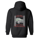 If You Don't Own One, You'll Never Understand - Tire Tracks Personalized Hoodie