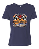 Speed Demon Personalized Women's Short Sleeve T-Shirt