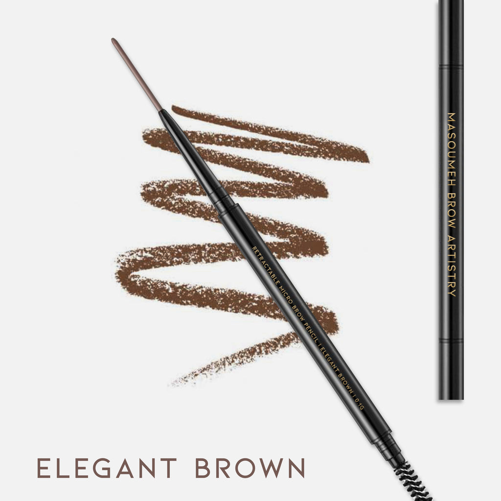 Micro Brow Pencil - Masoumeh Brow Artistry Eyebrow Technician Sydney