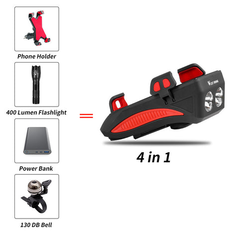 Image of 4in1 Multi Function Flashlight