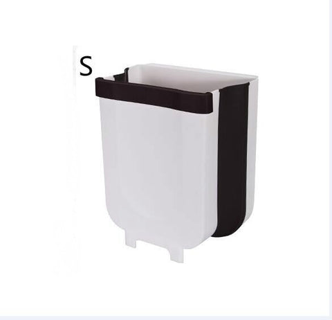 Foldable Wall Mounted Garbage Can