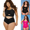 Women Fashion Plus Size Swimsuit