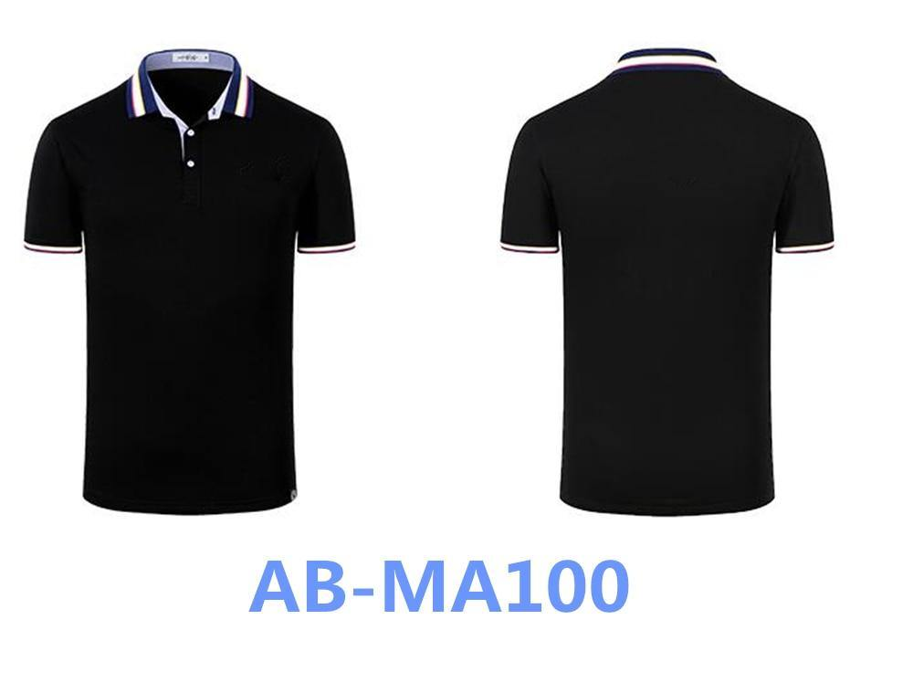 AB-MA100 Custom Shirt DIY corporate advertising cultural shirt work clothes embroidery custom printed logo