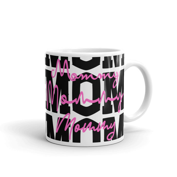 Mom, Mom, Mom Mug, Mommy Mug, Mom Life Mugs, #MomLife Mugs for Mom, Gifts for Mom
