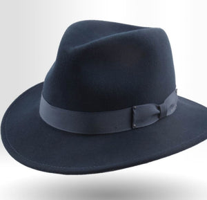 CURTIS fedora, BLACK