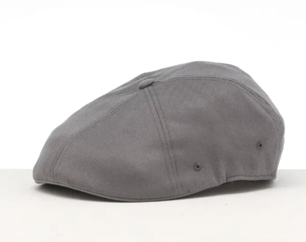 Kangol wool Flexfit 504, GREY