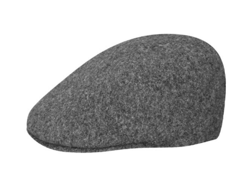 Kangol Seamless Wool 507, DARK FLANNEL
