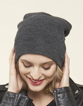 Load image into Gallery viewer, 100% Merino Wool Toque, GREY