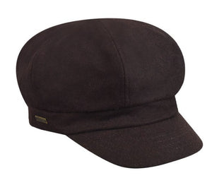 Boy Meets Girl Cap, BROWN