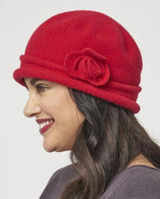 Load image into Gallery viewer, 100% Wool Spencer, RED