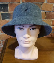 Load image into Gallery viewer, Kangol Wool Lahinch Bucket, GREY