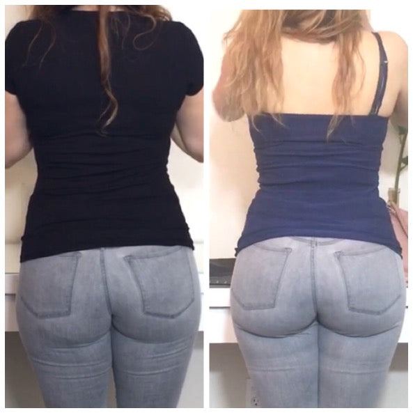 High Waisted Butt Lifter