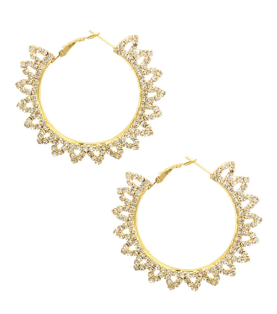 Deandra Earrings - So Enticing