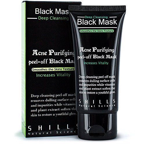 Black Peel Off Mask - So Enticing