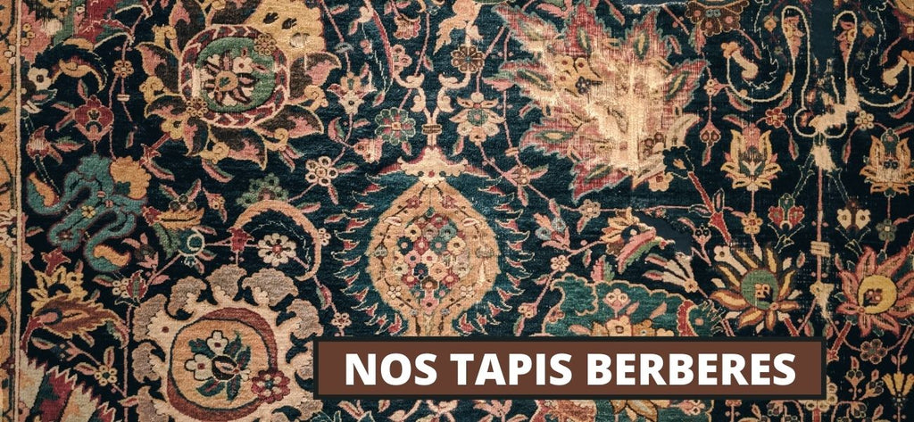 Collection Tapis Berbères