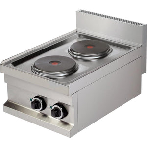 2 ring electric hob