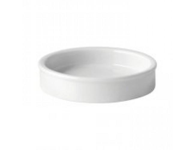 plain white tapas bowl