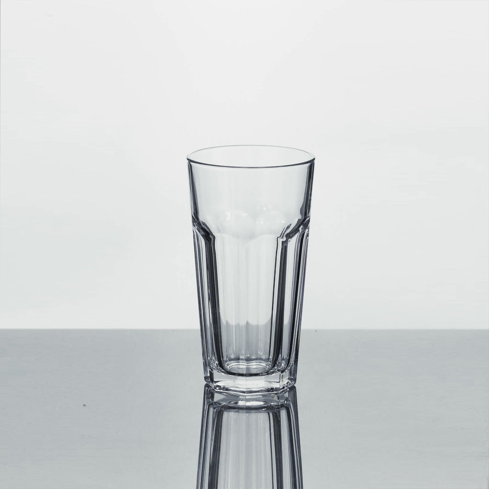 Tall Rock Glass