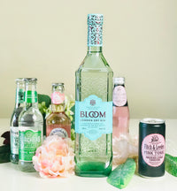 Our latest gin and tonic set is blooming beautiful