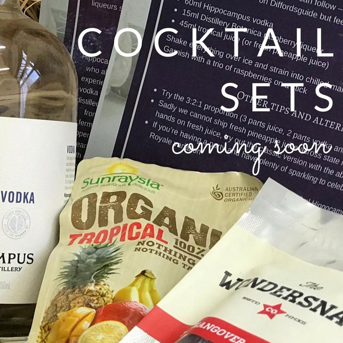 Cocktail Set Subscription