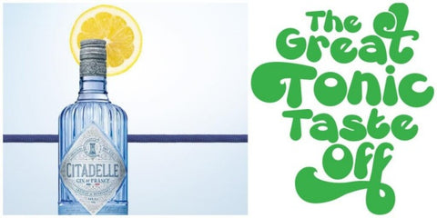 Great Tonic Taste Off Citadelle Gin