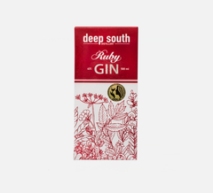 Deep South Ruby Gin
