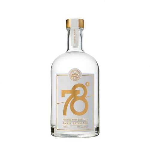 Adelaide Hills 78 Degrees Gin 700ml