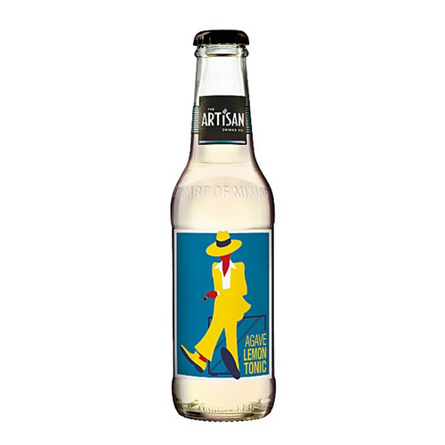 Artisan Drinks Co Agave Lemon Tonic