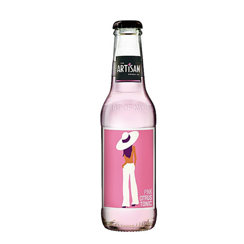 Artisan Drinks Co Pink Citrus Tonic
