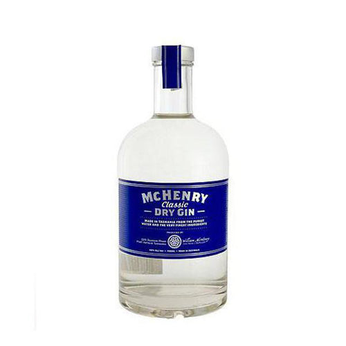 McHenry Classic London Dry Gin 700 ml