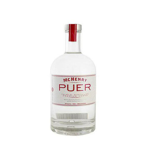 McHenry Puer Vodka 700ml